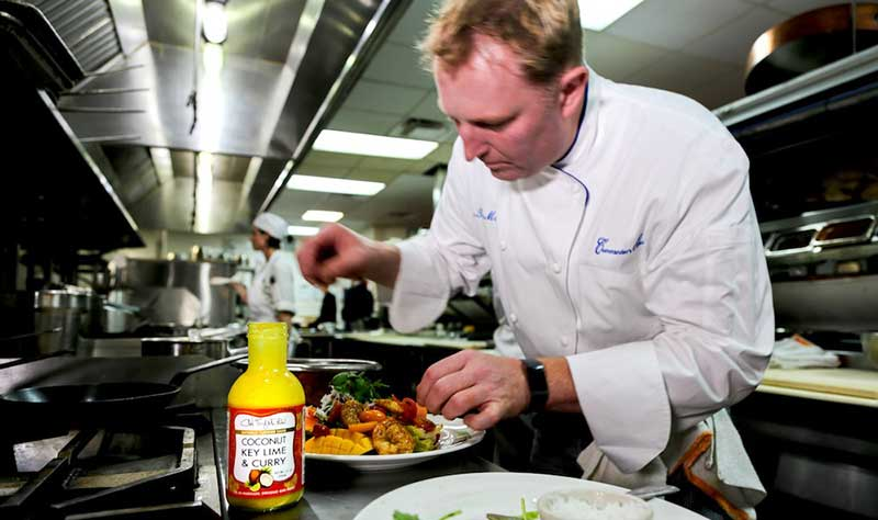 Chef Tory's Worldwide Travel Experiences Shaped His Culinary Philosophy